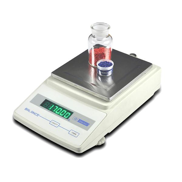 5kg/0.01g百分之一电子天平