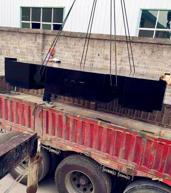10吨配重块 10T铸铁配重铁